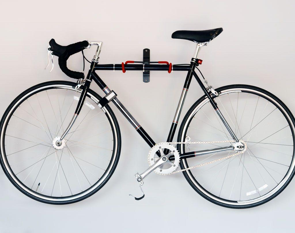 Bicycle Racks In Garage