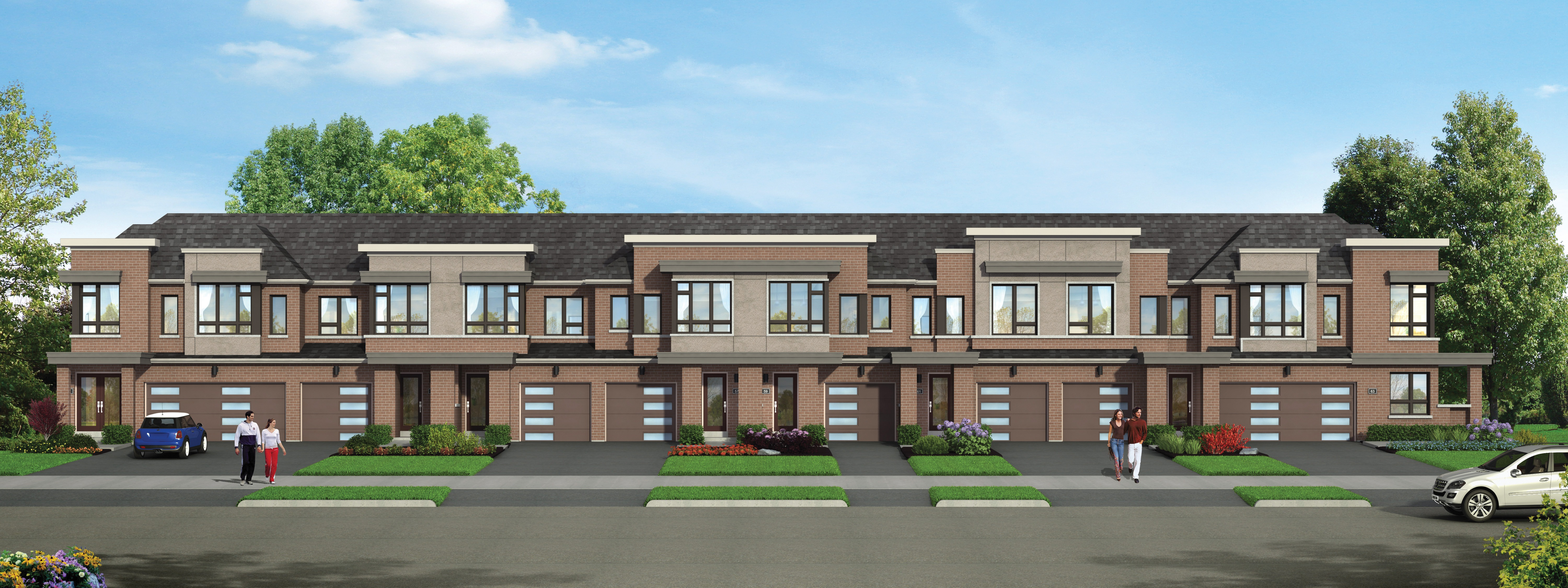 Lakebreeze Reflection Town A - Homes For Sale