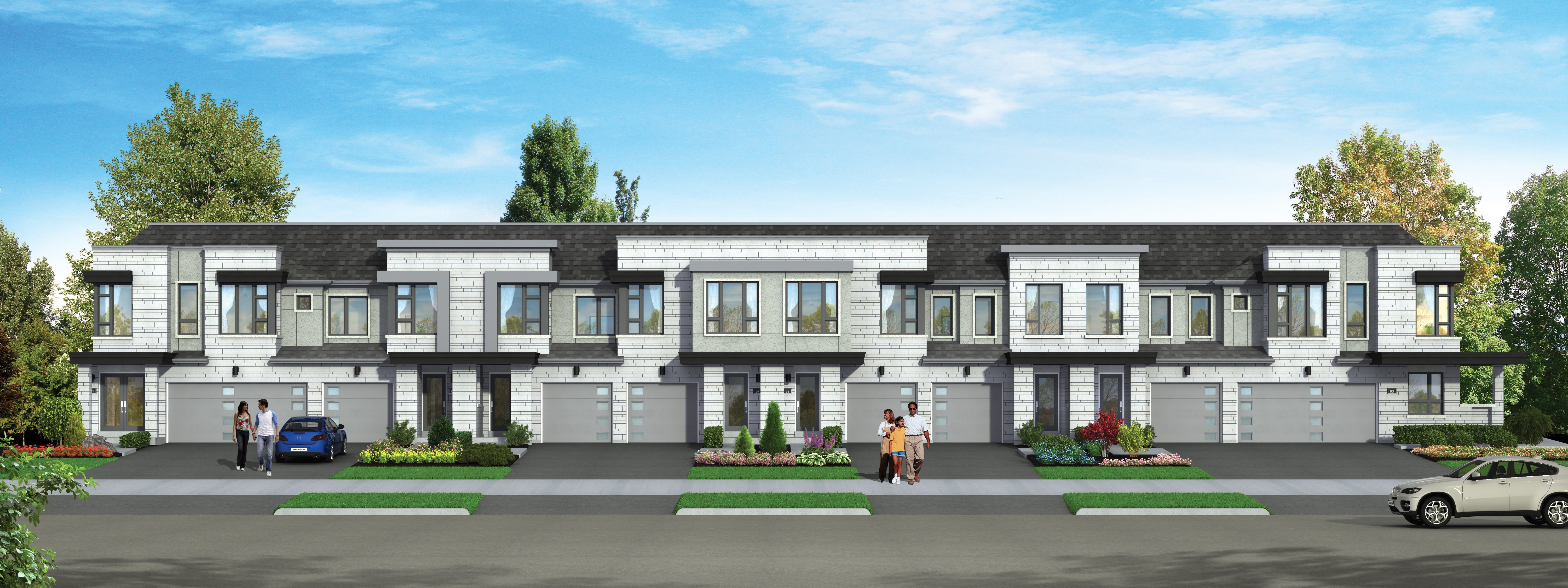 Lakebreeze Reflection Town B - Homes For Sale